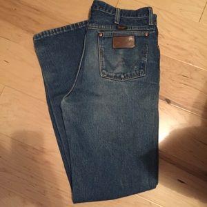 Wrangler Denim - Vintage Wrangler jeans