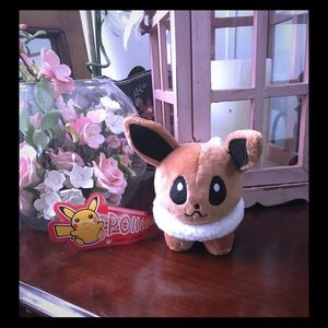 Pokemon Other - Eevee Pokedoll