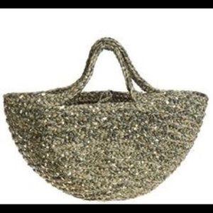 Calypso St. Barth Handbags - Sans Arcidet Raffia Bag from Calypso