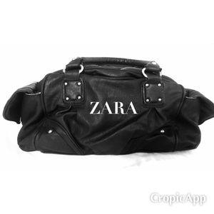 ZARA Basic Every Day Bag