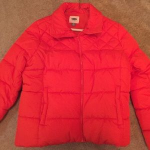 Brand New Old Navy Puffer Coat