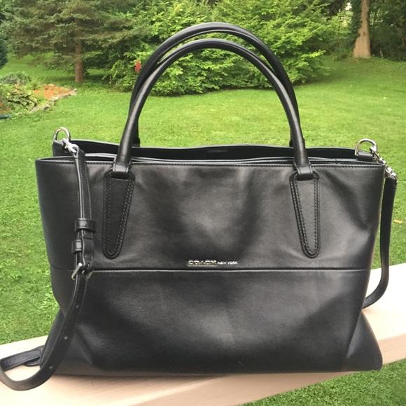 coach bags medium borough bag poshmark rh poshmark com