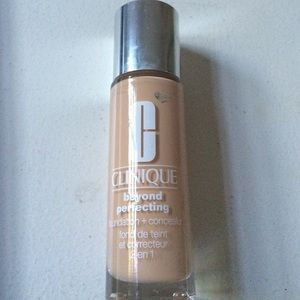 Other - Clinique Beyond Perfecting foundation + concealer