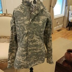 Authentic military jacket