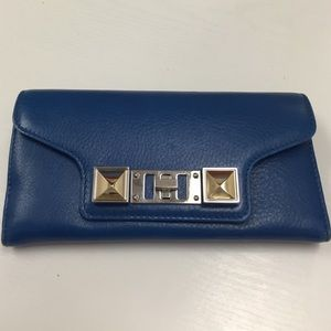 Proenza Schouler Handbags - Proenza schouler ps11 continental wallet blue