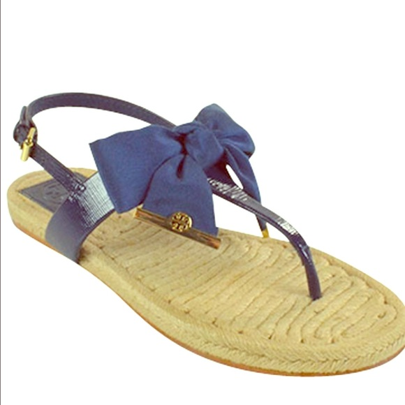 cd32d1938fe Tory Burch Penny Flat Thong Sandal