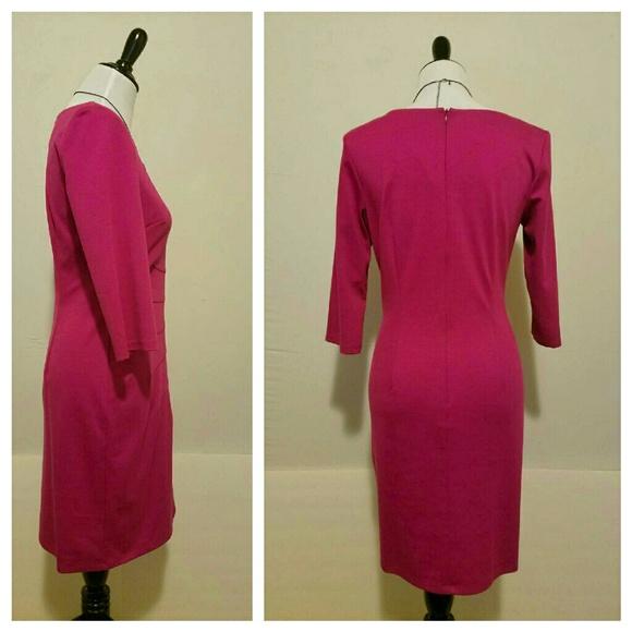 Off Ab Studio Dresses Skirts Nwot Ab Studio Sleeve