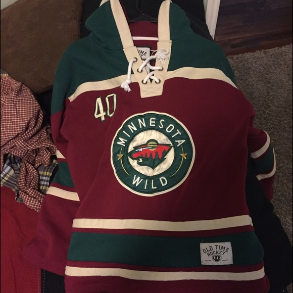buy online 14c79 21293 Minnesota wild old times hockey jersey