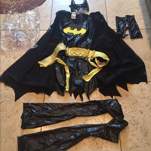 Rubies Dresses - DC Comics Rubies Teen Batgirl Costume Small $54! & Rubies Dresses | Dc Comics Teen Batgirl Costume Small 54 | Poshmark