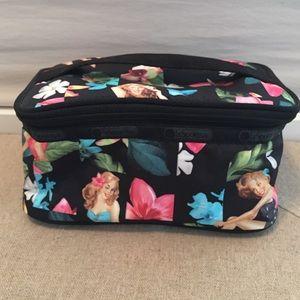 LeSportsac Handbags - Benefit x LeSportsac Rectangular Train Case