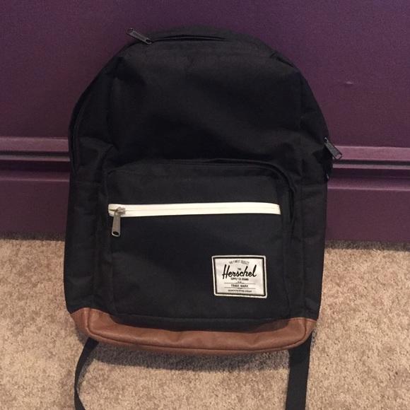 56a091846a Herschel Supply Company Handbags - Used Herschel pop quiz black backpack