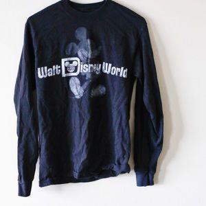 Hanes Other - Walt Disney World long sleeve