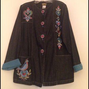 Bob Mackie Jackets & Blazers - Stand out jacket Vintage 1990s.🎉WEEKEND SALE🎉