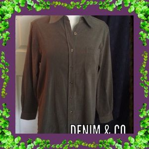 Denim & Co. Jackets & Blazers - Fantastic / Brown Jacket / Denim & Co. / Medium