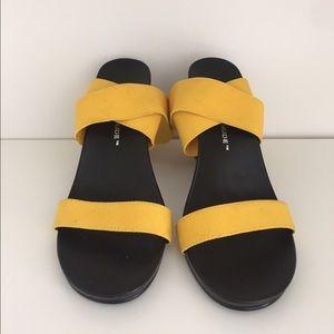 United Nude elastic wrap sandal