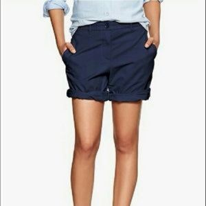 Gap Khaki Boyfriend Shorts