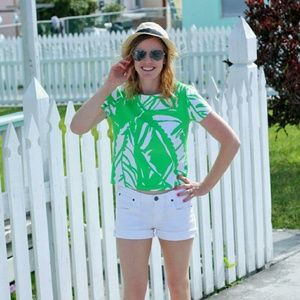 Lilly Pulitzer for Target Tops - Lilly Pulitzer for Target Palm Top