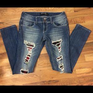 Rue 21 Denim - Rue 21 Premier Jeans Size Juniors 5/6 R