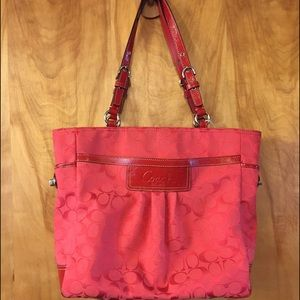 Coach Handbags - Coach tote NOT FOR SALE