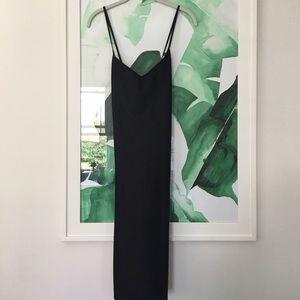 Armani Exchange Dresses - Charcoal Gray Armani Exchange Dress
