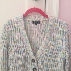 Sweaters - Multicolor Cardigan