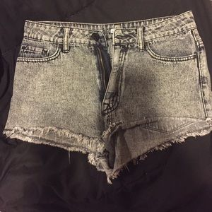 Urban Outfitters Pants - High waisted shorts