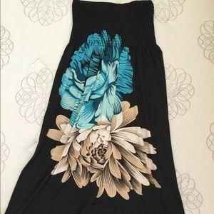 Christina Love Dresses & Skirts - Christina Love Strapless Dress