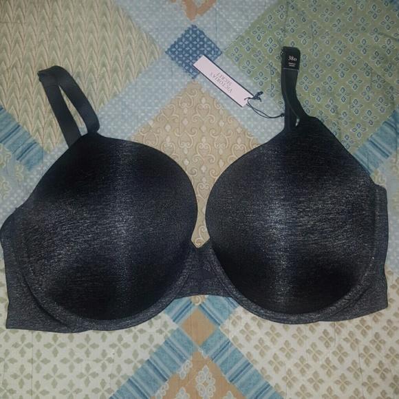 Victorias Secret Perfect Shape Padded T-Shirt Bra