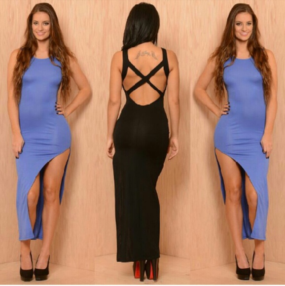 Fashion Nova Beauty Queen Maxi Dress: 44% Off Fashion Nova Dresses & Skirts