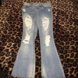 Asphalt Yacht Club Denim - Ripped jeans