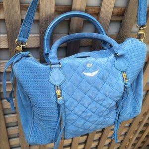Zadig & Voltaire Handbags - Zadig & Voltaire Suede Bag