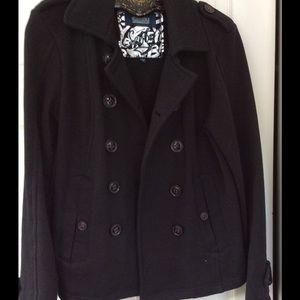 Sebby Jackets & Blazers - Sebby black double breasted jacket