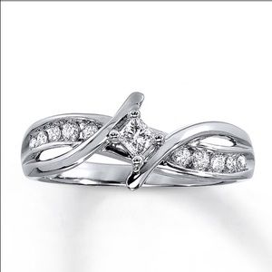 kay jewelers promise rings on poshmark