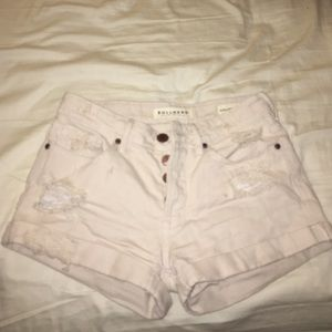 Bullhead denim shorts from pacsun