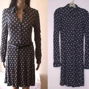 Atos Lombardini Printed Dress
