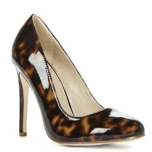 Brand New Size 8 Animal Print Stiletto Pumps