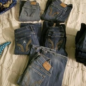 Hollister Jeans - Name brand jeans