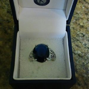 FINAL REDUCTION Sapphire ring