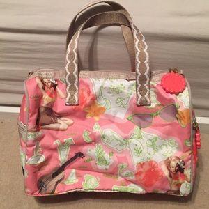 LeSportsac Handbags - Benefit x LeSportsac Small Top handle bag