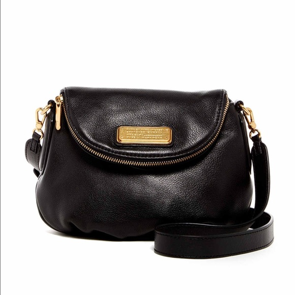 cf3006d0995a Marc Jacobs Mini Natasha Leather Crossbody Bag