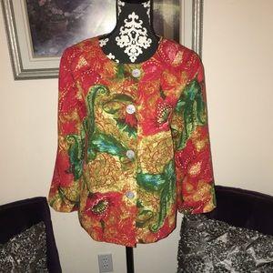 Chico's Jackets & Blazers - CLOSING SOON🌞CHICOS🌞LIGHTWEIGHT JACKET