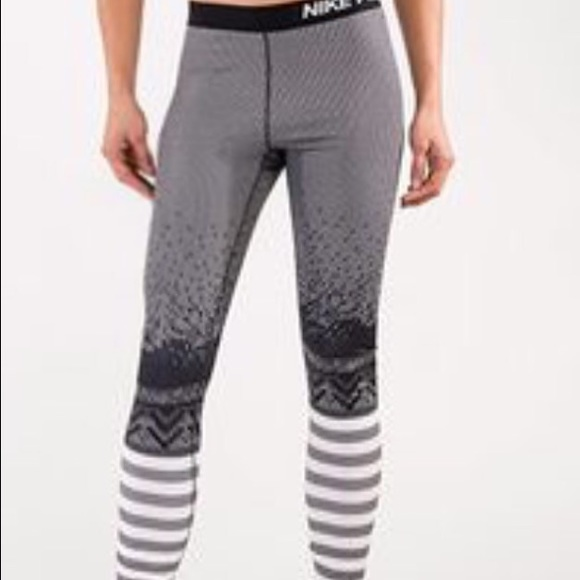aa5324e16c22d Nike Pro Nordic tights