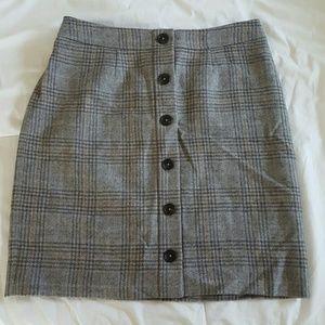 Brooks Brothers Dresses & Skirts - NWT Brooks Brother's wool plaid skirt