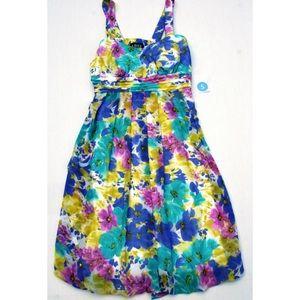 Amy Byer Dresses & Skirts - Amy Byer Junior Sleeveless Pastel Dress