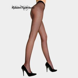 Cool Cat Designer club Accessories - Black high quality fishnet pantyhose