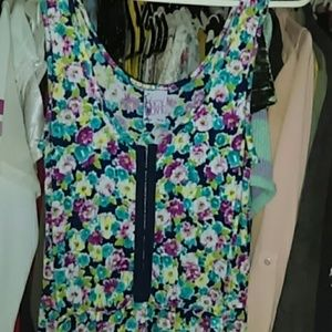 Lucy Love Dresses & Skirts - Floral So Soft Knit Dress