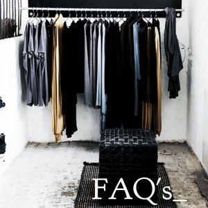 Accessories - • FAQ's___