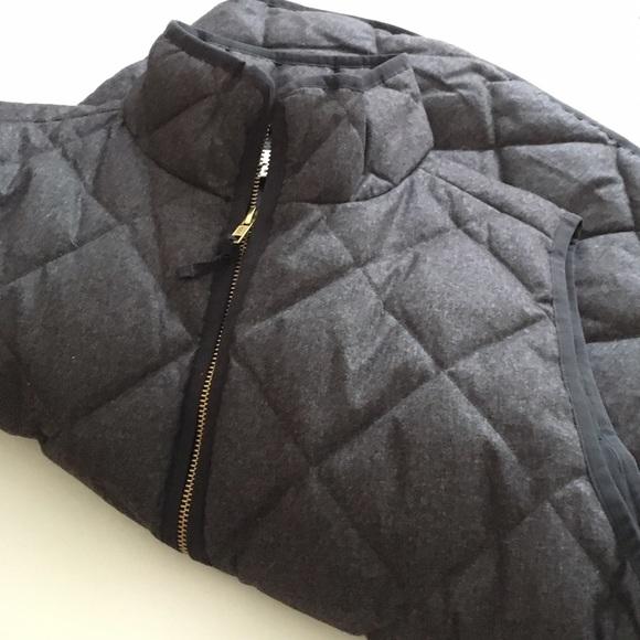 de114e9b J. Crew Jackets & Coats | J Crew Textured Quilted Puffer Vest | Poshmark