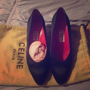 Celine shoes.