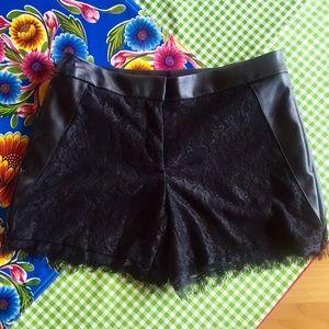 Sachin + Babi Pants - Leather and Lace by Sachin + Babi